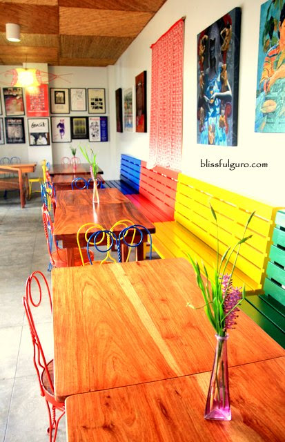 Ben Cab Museum Baguio City Cafe Sabel