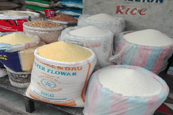 price of Garri drops in Enugu