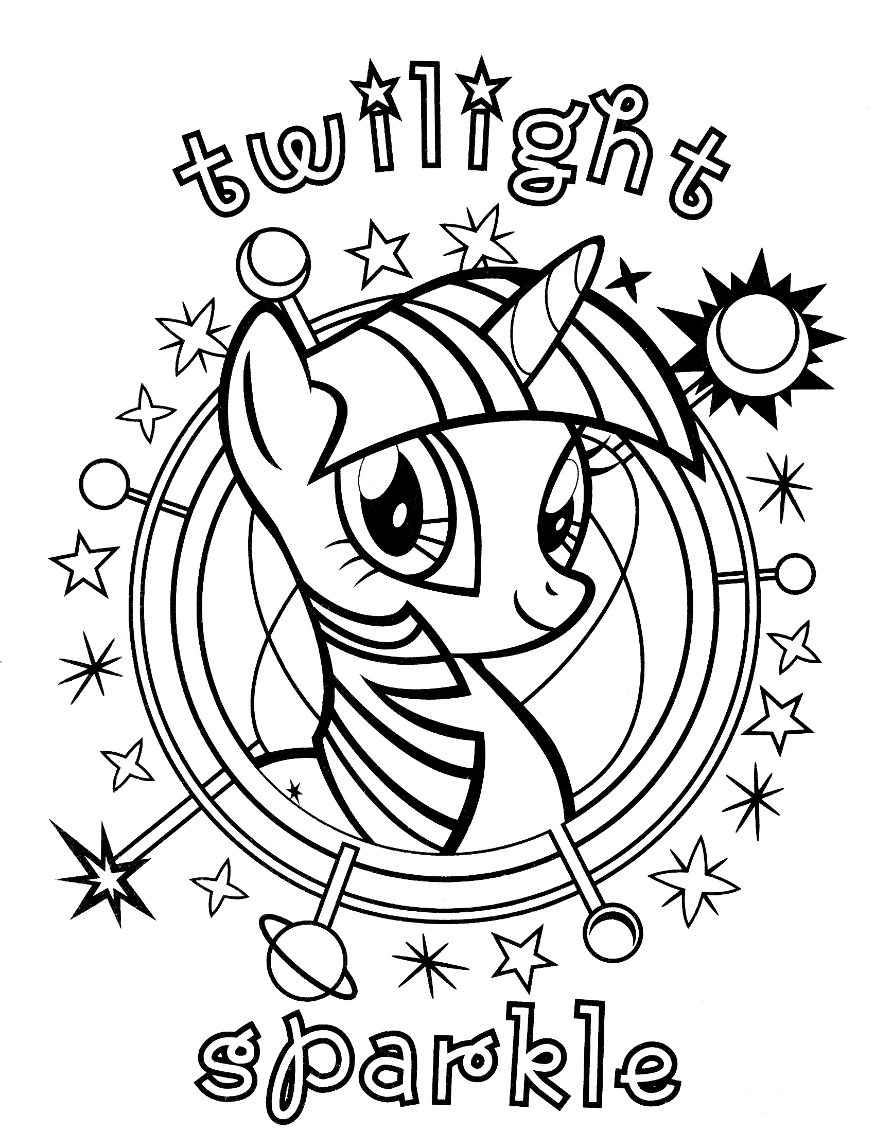 My Little Pony Coloring Pages Games at GetColorings.com ...