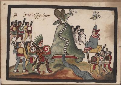 Cerro de Chapultépec