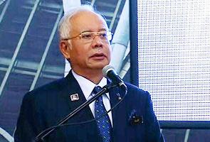 Najib persoal motif Tun Mahathir