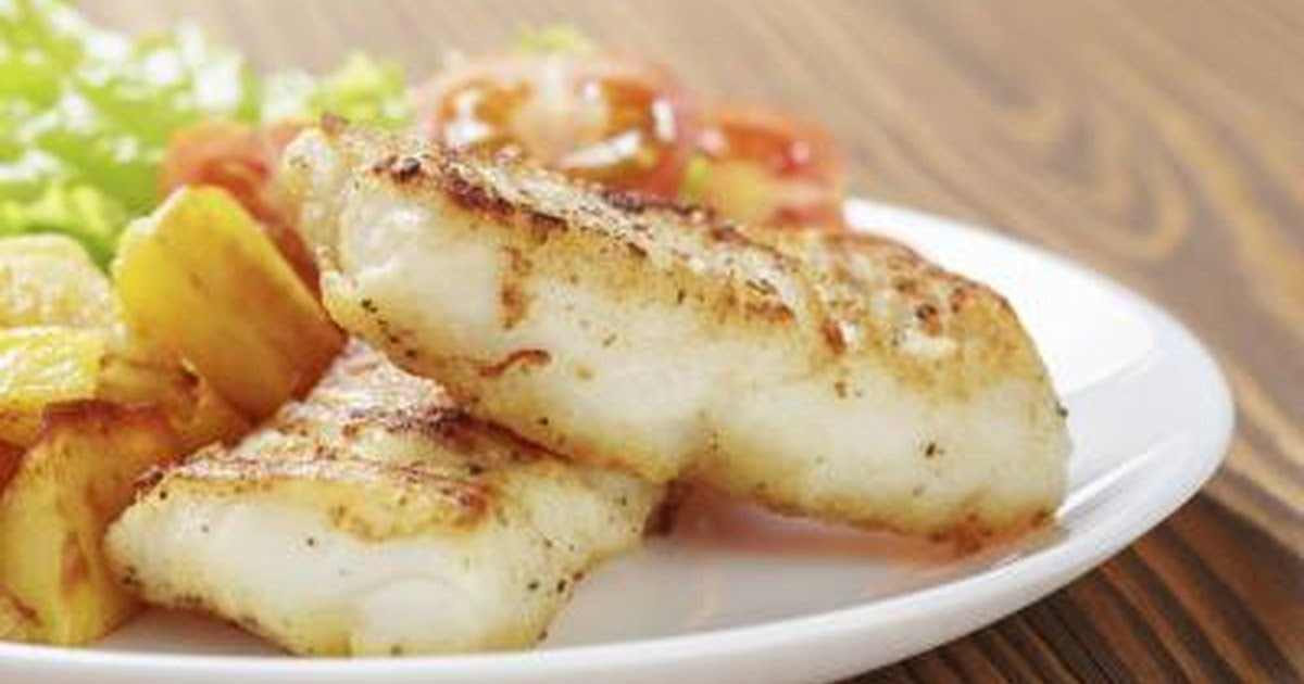 How to Cook Frozen Cod in the Oven | LIVESTRONG.COM