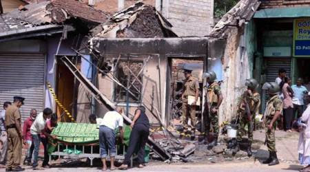 Sri Lanka declares state of emergency for 10 days after Buddhist-Muslim clash