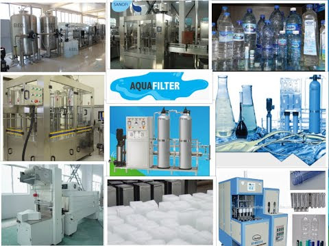 Best Quality Ro Plant & Bottle Machine Company in India