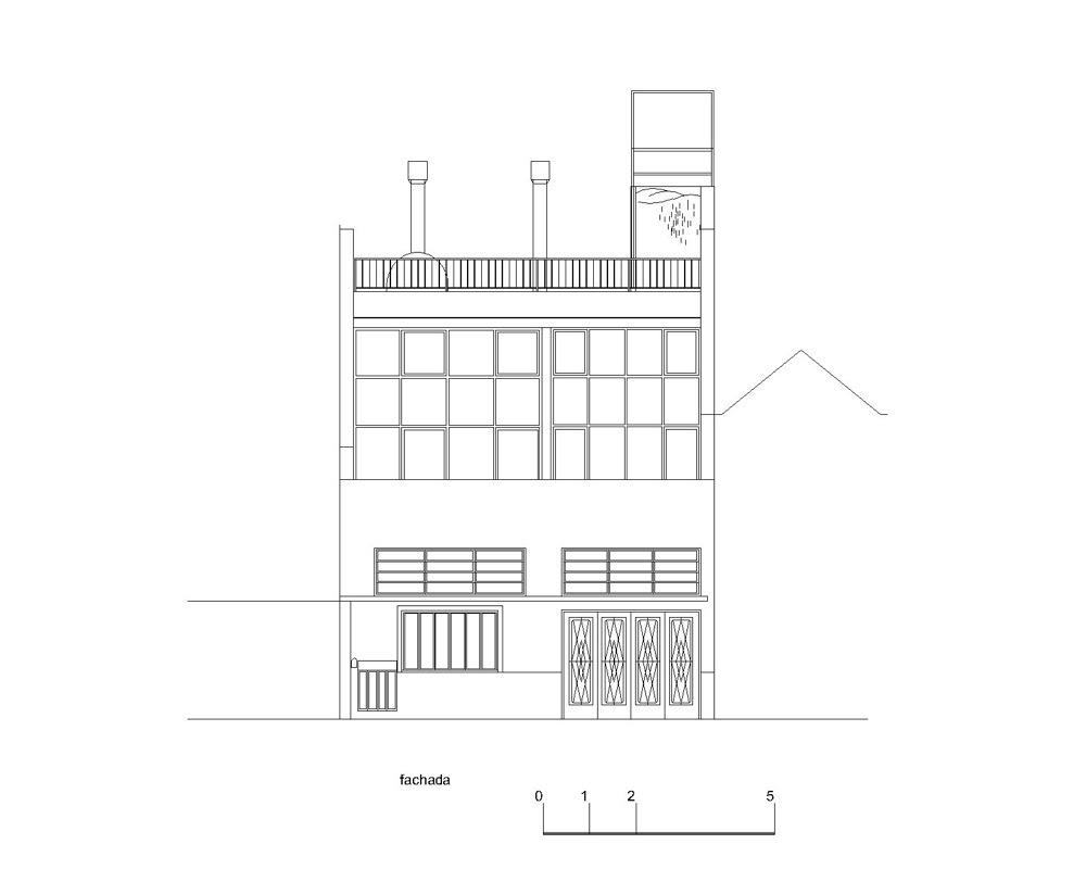 planos, Casa Concepción Arenal, a77