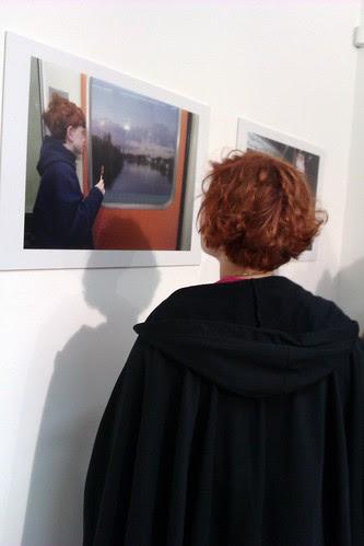 theprintspace exhibition of Underground photography