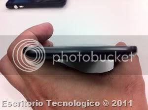 Samsung Galaxy Nexus GT-I9250 (6) - Vista superior