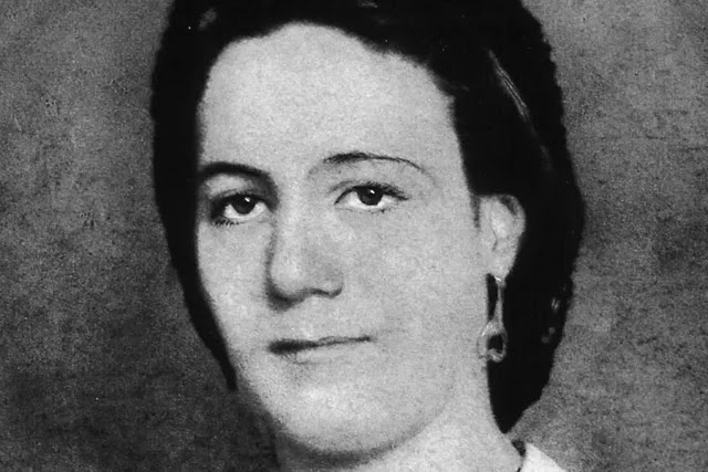 Venerable Henriette DeLille. Public Domain, Wikipedia.
