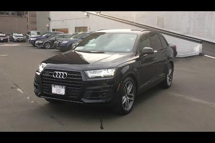 2018 Audi Q7 Black Optic Package