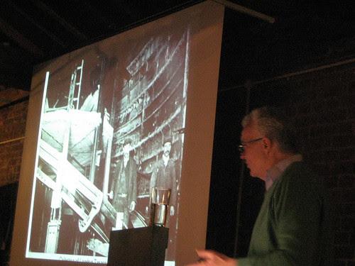 Christian Wolmar - How the Tube created London - Circular Escalator - Westminster Society Talk