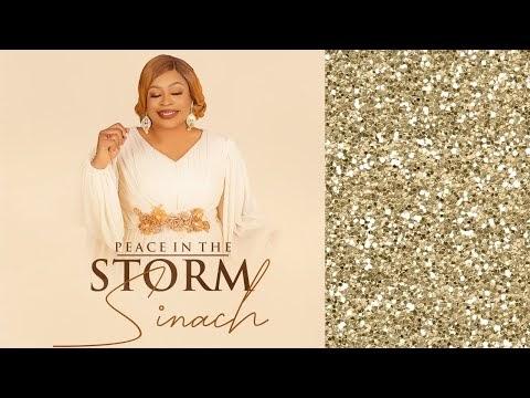 Sinach - Peace In The Storm (lyrics)