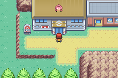Play Pokemon Fire Red  Backwards Edition Online GBA Rom