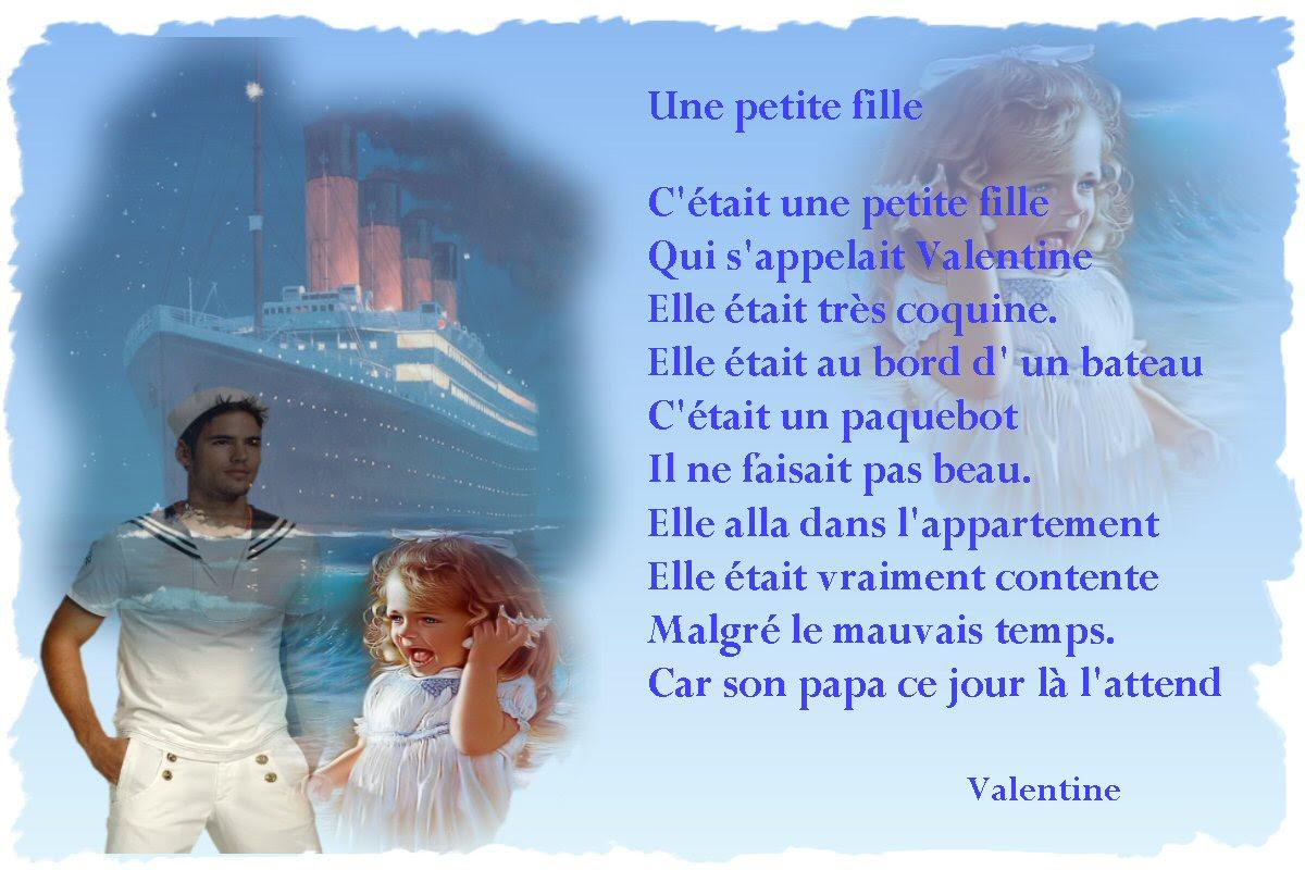 Citation Papa Fille