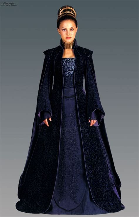Purple Senate Dress   Padmé Amidala   Pinterest   Star