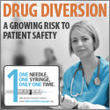 Drug Diversion a growing risk to patient safety