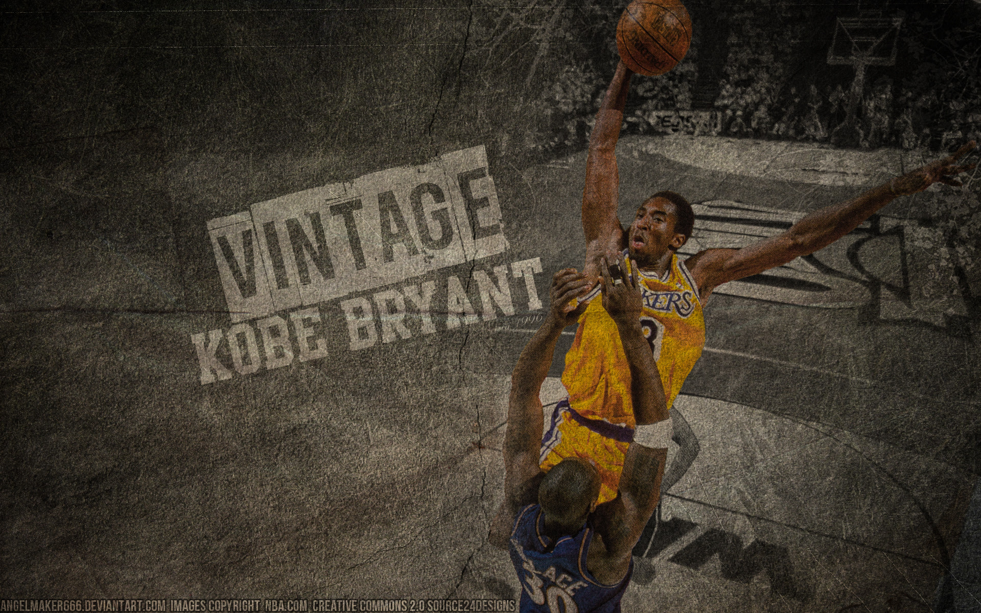 The Top 10 Los Angeles Lakers Kobe Bryant Nba Wallpapers