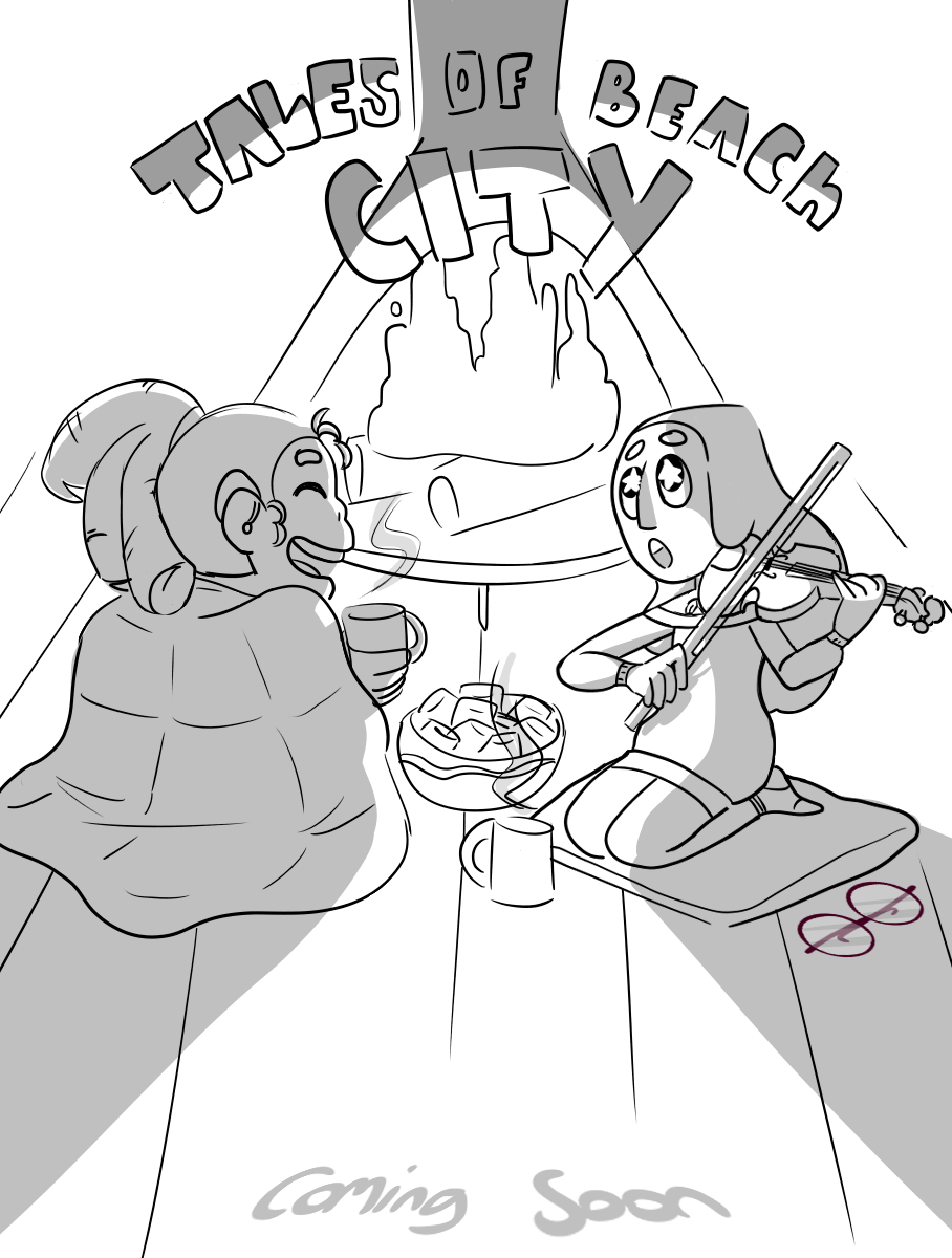 ☆ Episode 5: Tales Of Beach City☆ Summary: Snow Day! School is canceled so Steven is coming over to the Beach House for a fun-filled day of outdoor winter fun outside with Connie… until Peridot hands...