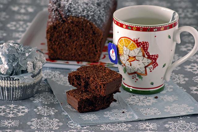 Chocolate spice bread