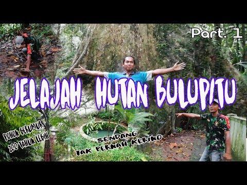 JELAJAH HUTAN BULUPITU KEBUMEN - Part 1