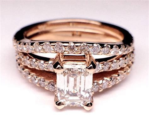 Rose/Pink Gold   Engagement Rings from MDC Diamonds NYC