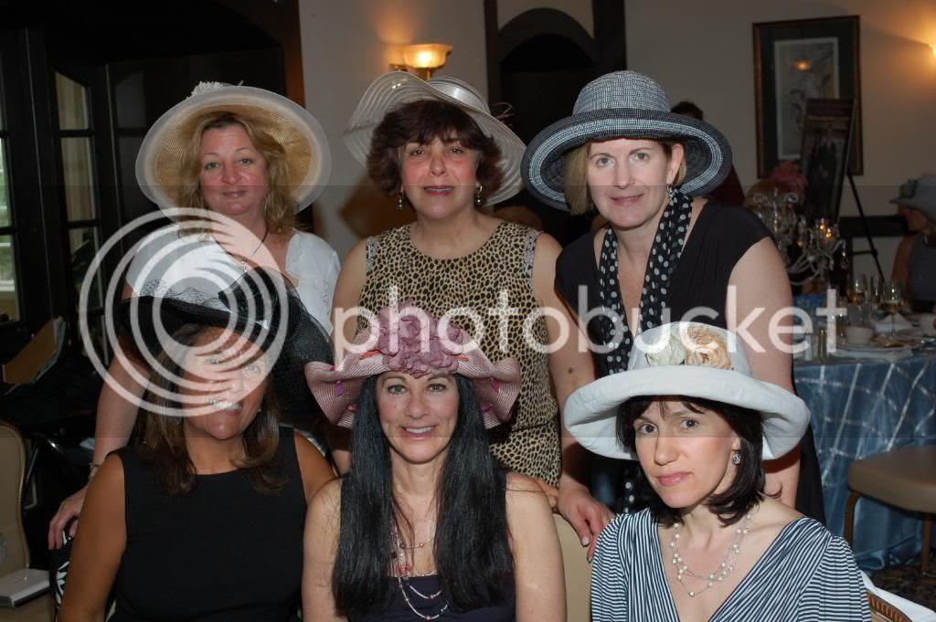 The Royal Wedding at The Smoke Rise Inn - Table 5
