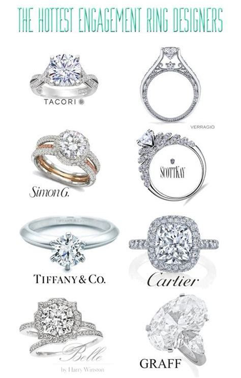 Popular Engagement Ring Designers   Paperblog