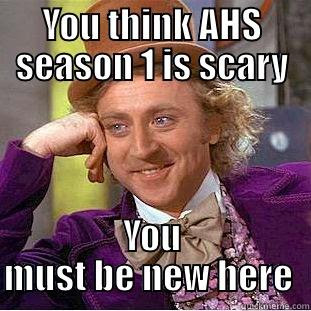 Image result for american horror story season 1 memes