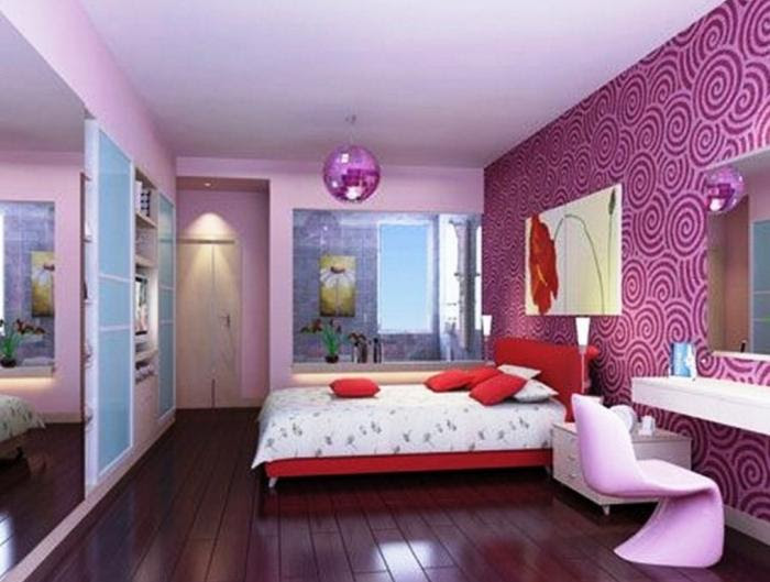 15 Amazing Bedroom Designs with Wood flooring - Rilane