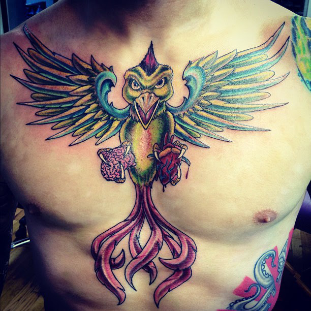 Scott Jorgensen Dice Que Su Vitíligo Hace Que Sus Tatuajes Se Vean