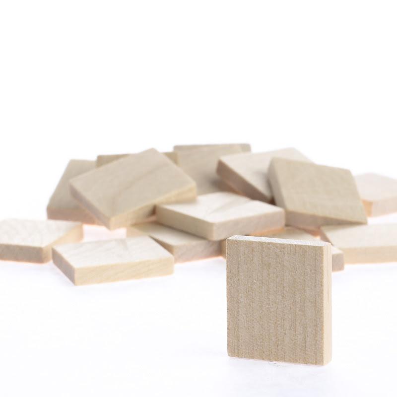 Unfinished Wood Tile