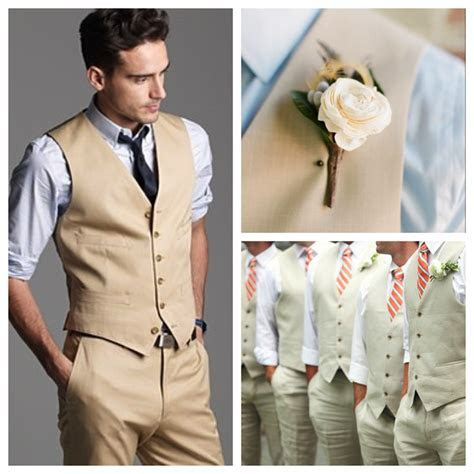 Beach Groom fashion..   Style Weddings & Events   Los