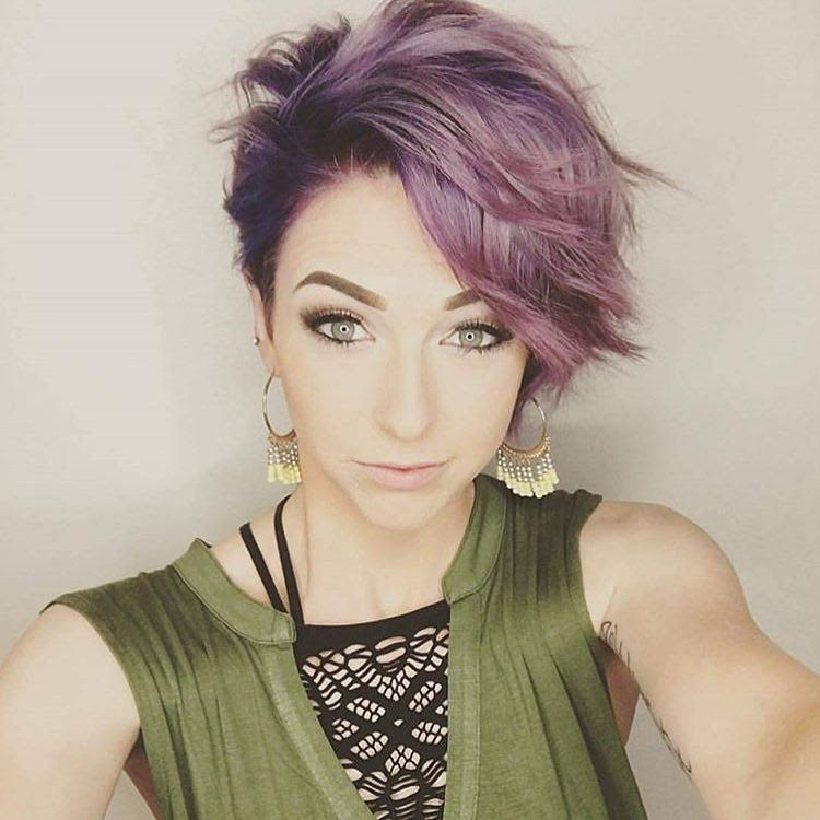 10 Short Edgy Haircuts for Women - Try a Shocking New Cut & Color! - PoPular Haircuts
