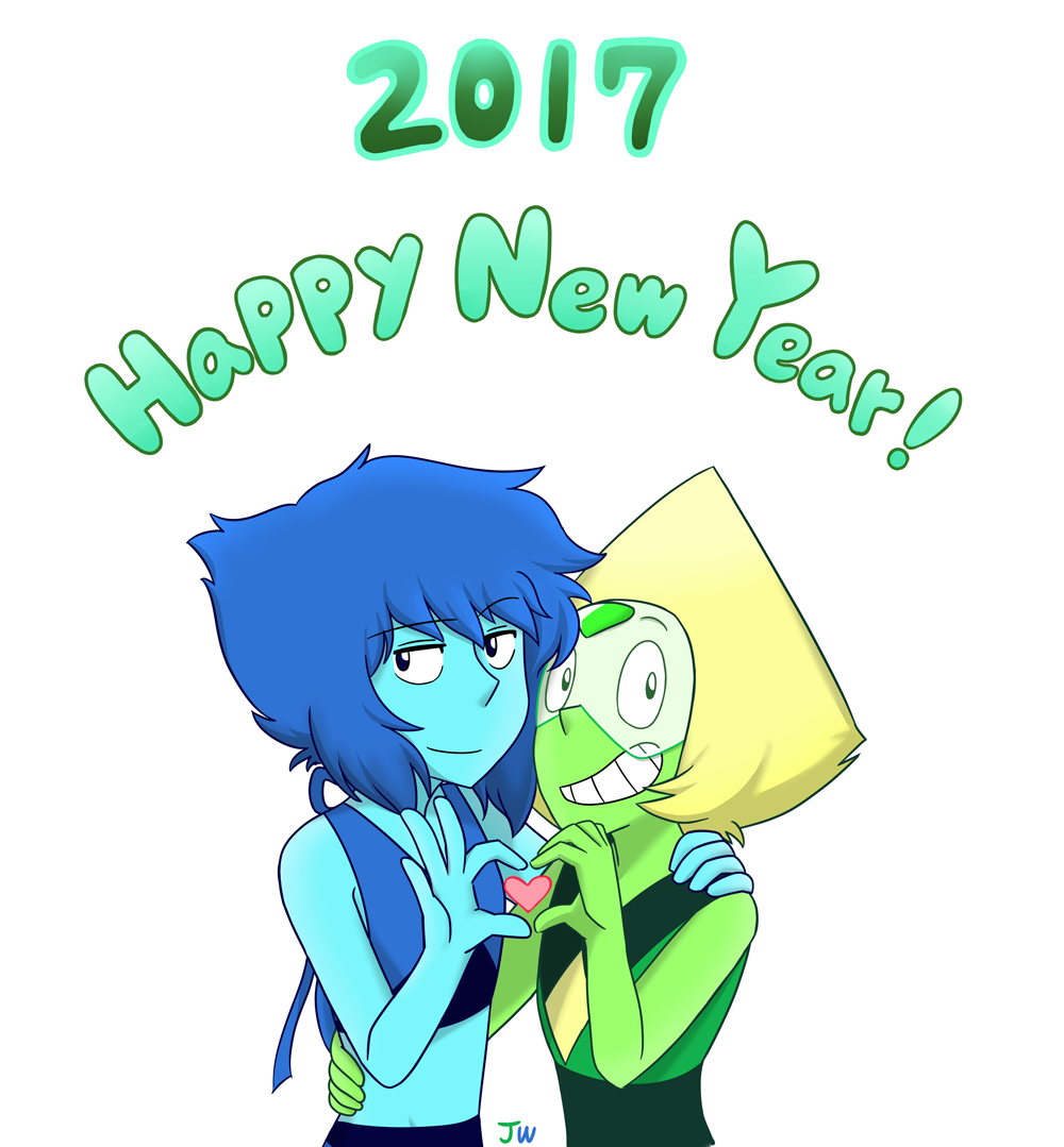 2017 HAPPY NEW YEAR EVERY ONE!! Ok, 2016 was sucks tbh, but I'm really glad I met Steven Universe and get to know all of you. Every like, reblog, and comment you guys gave me means a lot to me. I'm so...