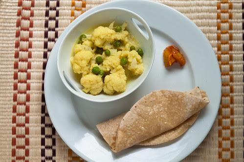 Cauliflower Rassa
