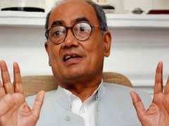 Digvijaya Singh Disagrees With President On Temple Opening Site Issue
