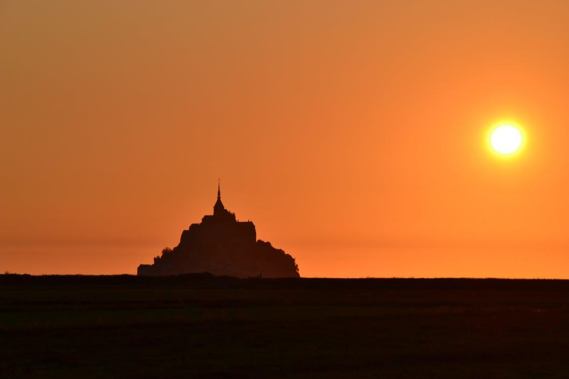 mont-st-michel-sunset-normandy-france-56592
