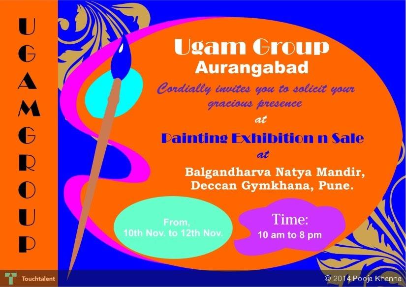 Invitation Card Design For Exhibition For Exhibition Card