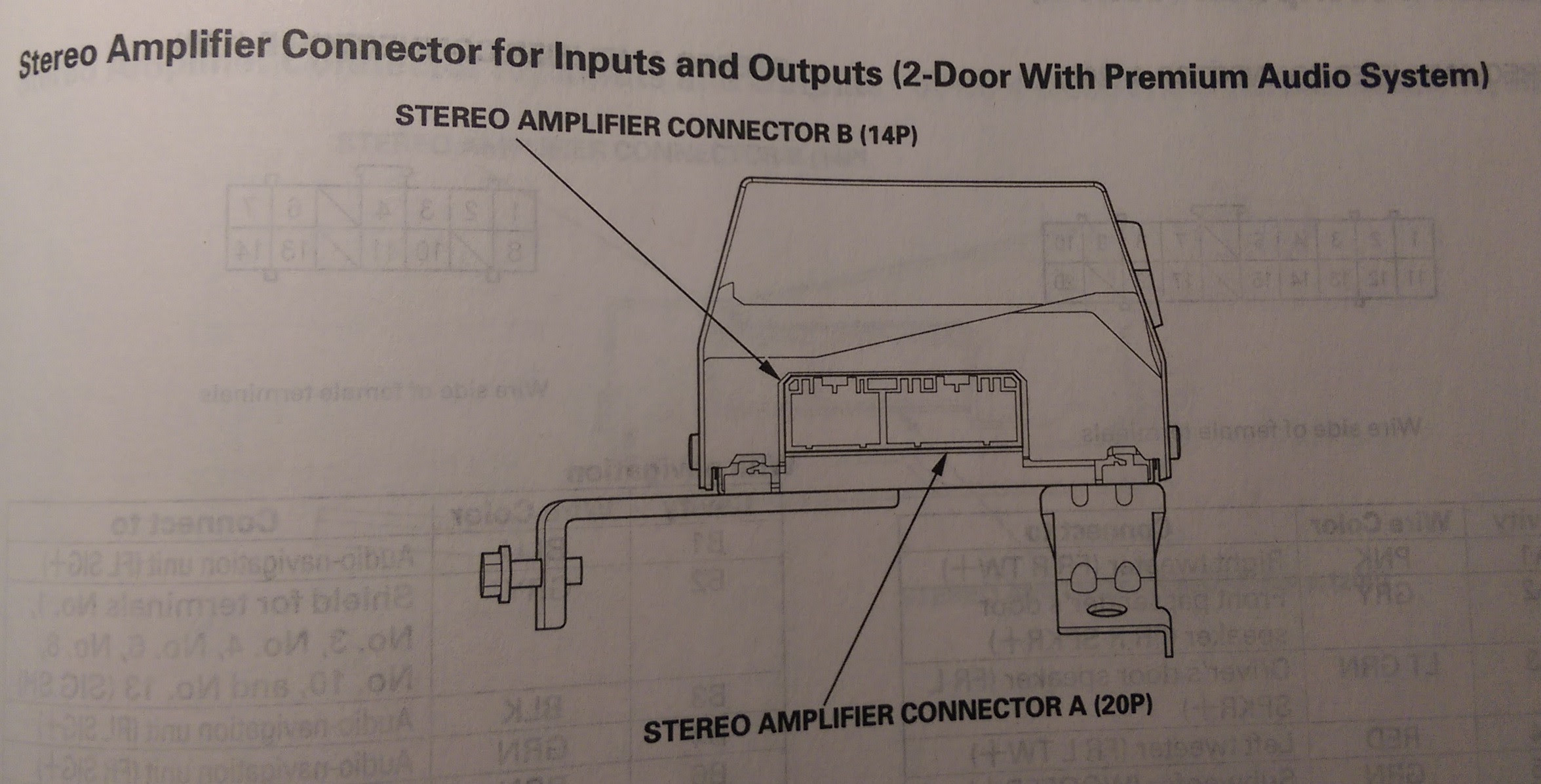 Complete Stereo Wire Diagrams All Stereos Navigation 8th Generation Honda Civic Forum