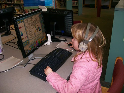Games at the Library