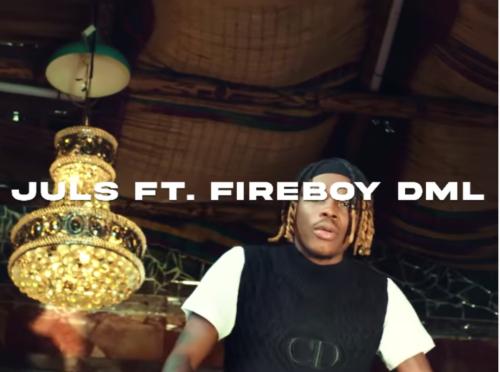 """[Video] Juls – """"Intentionally"""" ft. Fireboy DML #Arewapublisize"""