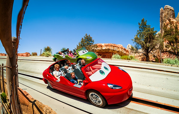 1-Day Disney California Adventure Ideal Day Plan - Disney Tourist Blog