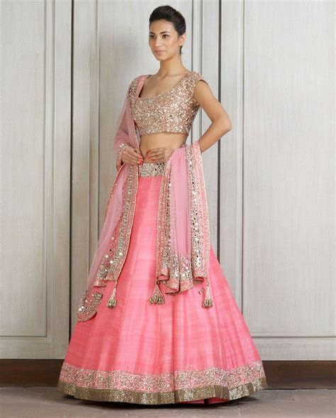 Top Indian Designers Bridal Lehenga Choli Dresses