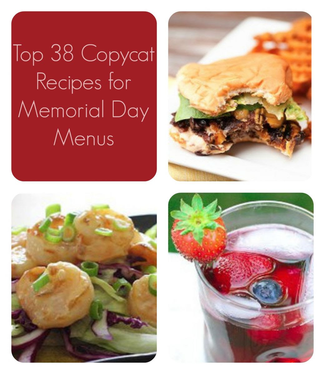 Top 38 Copycat Recip