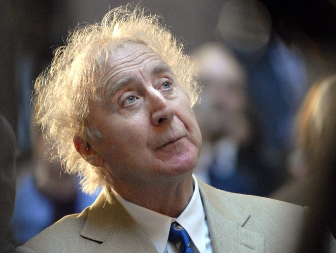Gene Wilder, who starred in such film classics as 'Willy