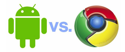 android vs. chrome os