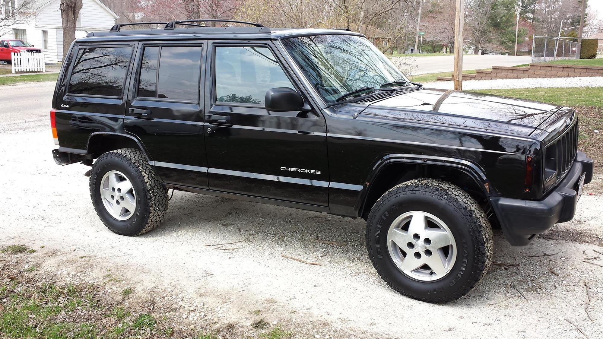 1997 jeep cherokee XJ - LS1TECH