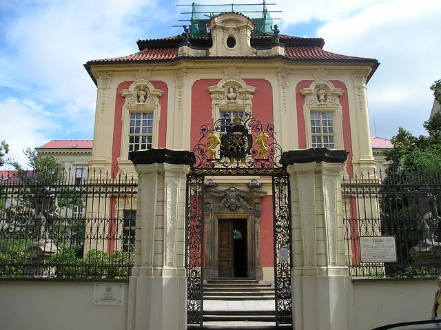 Dvorak museum