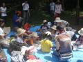 20080815-78夏キャン(山中野営場)団扇作り