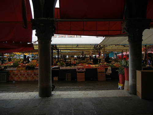 DSCN3118 _ Erbaria, Produce Market, Rialto Mercato, Venezia