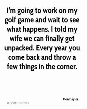 Golf Quotes Page 3 Quotehd